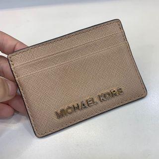 MICHAEL KORS 經典防刮證件名片夾