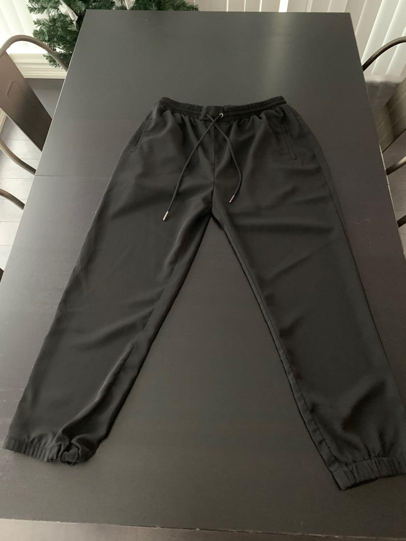 New Fashion Nova Harem Pants - M