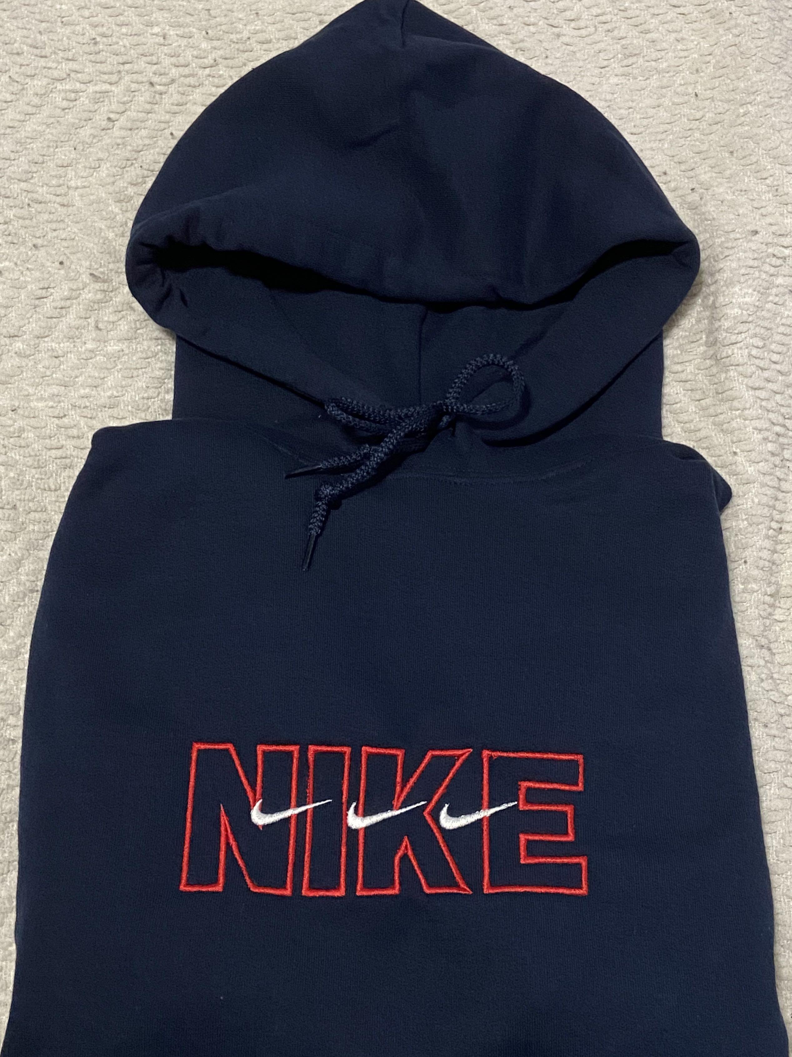 Nike 3 Swoosh Hoodie