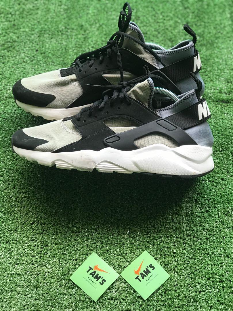 Nike Huarache Grey Black