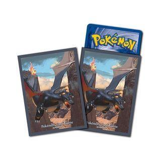 Pokemon Sleeves (Shiny Charizard, Ditto)