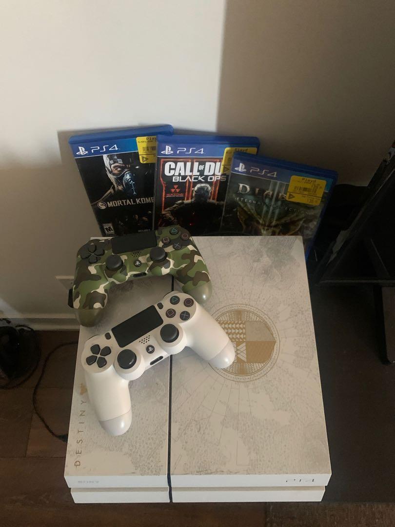 PS4 (Destiny Edition)