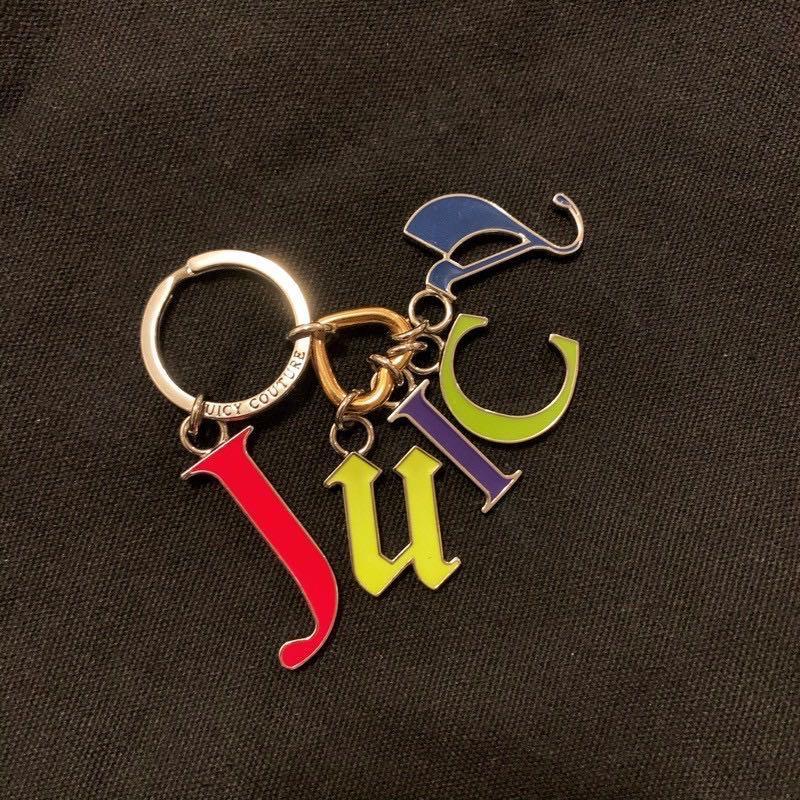 全新|🐻闆娘嚴選送禮清單🎁 JUICY COUTURE 鑰匙圈