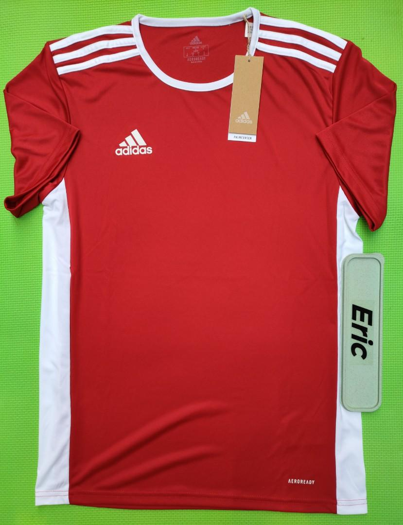 Adidas Dri Fit Jersey Shirt, Men's Fashion, Activewear on Carousell