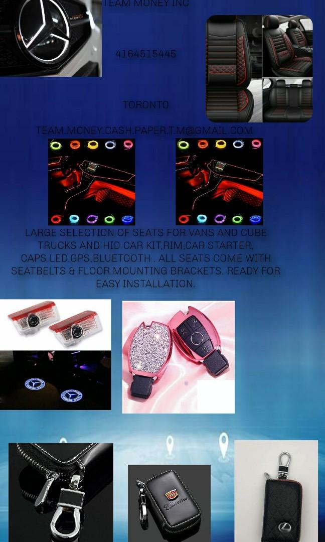 All Aftermarket HID, Accessories, Tires,P.R.O