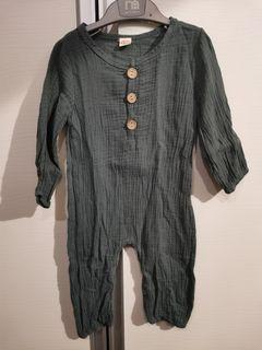 Baby unisex romper body suit