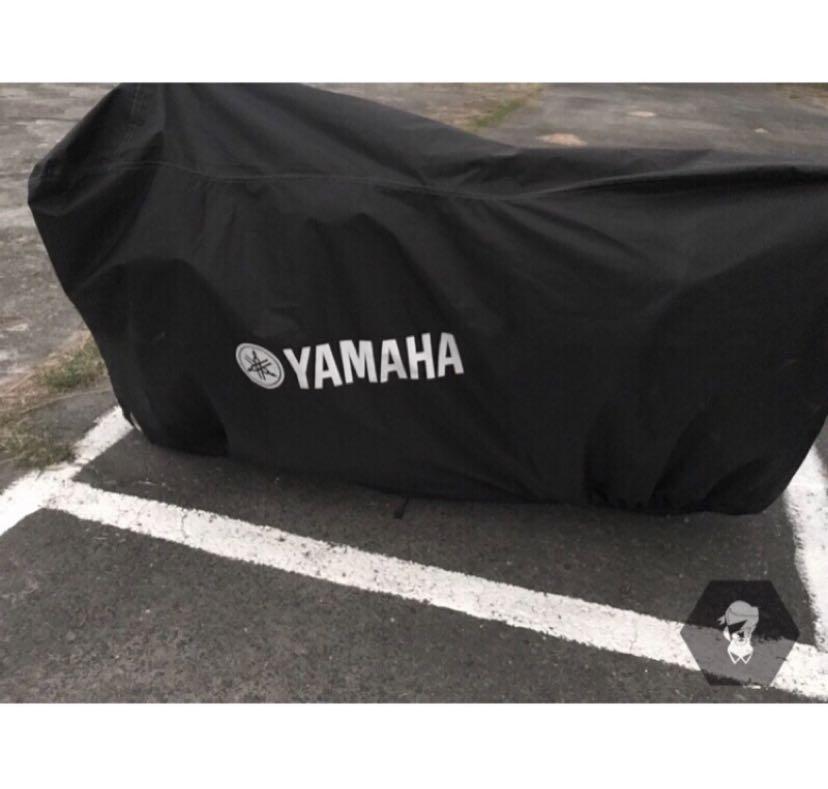 [B&S]進口Yamaha force155用 車衣 車罩 防水罩 機車罩