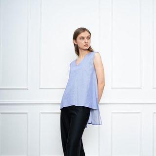 Clemence stripe top