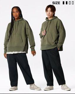 Converse Shapes Triangle Pullover Hoodie 綠色 長袖 帽踢 帽T