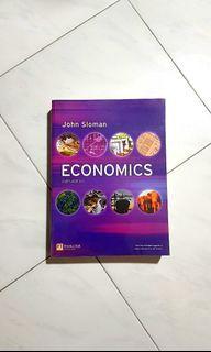 Economics 6th Edition by John Sloman