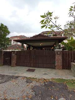 Freehold|RENOVATED| Double Storey Saujana Impian,Kajang