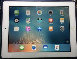 Apple iPad 2  wifi版 64g (已換鋼化膜)(可議價)