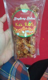 Keripik Singkong Balado pedas asam manis
