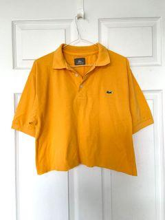 Lacoste Cropped Polo