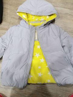 lativ保暖外套