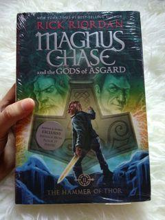 Magnus Chase 2: The Hammer of Thor by Rick Riordan