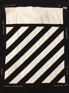 """Off White """"Temperature"""" Long sleeve"""