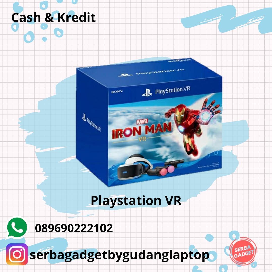 Playstation VR Bisa Kredit