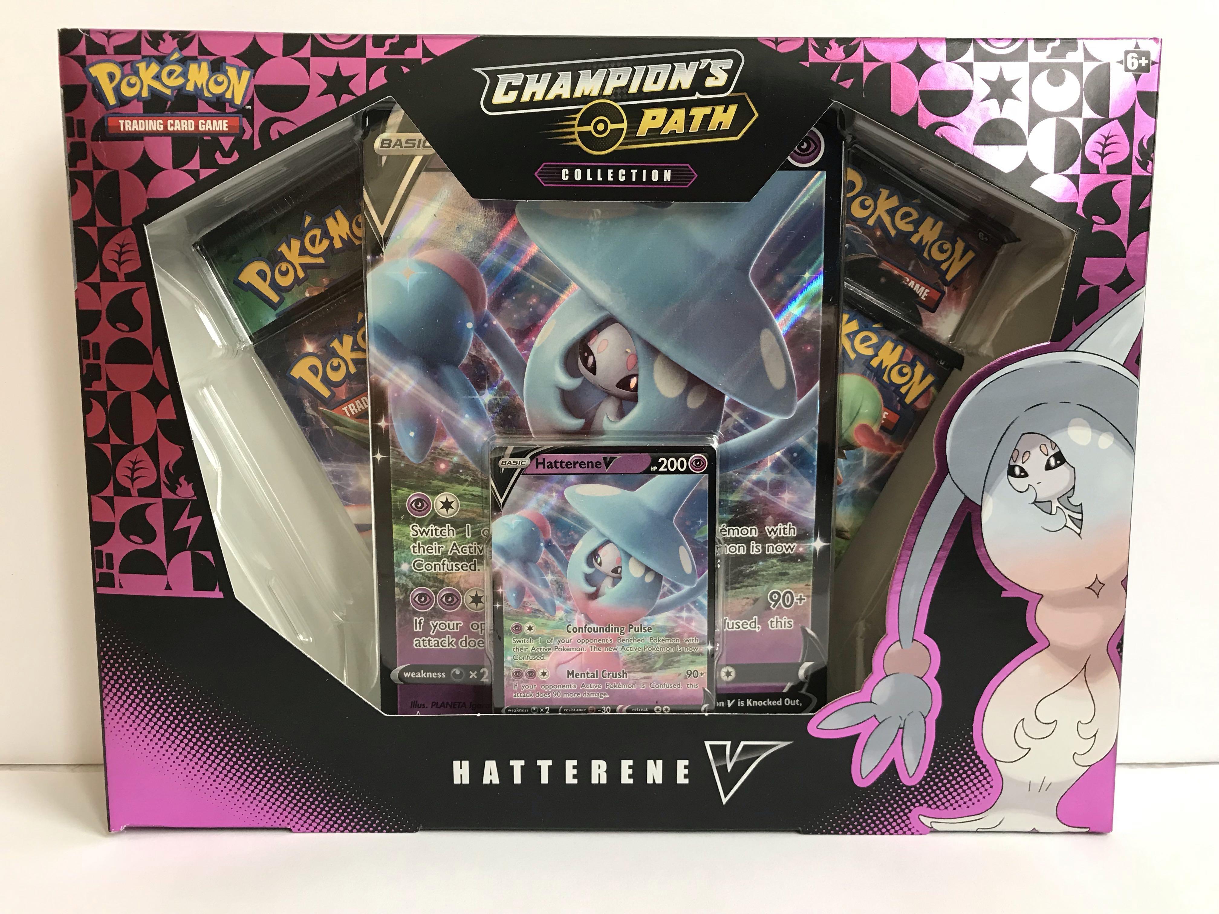 Pokemon collector box