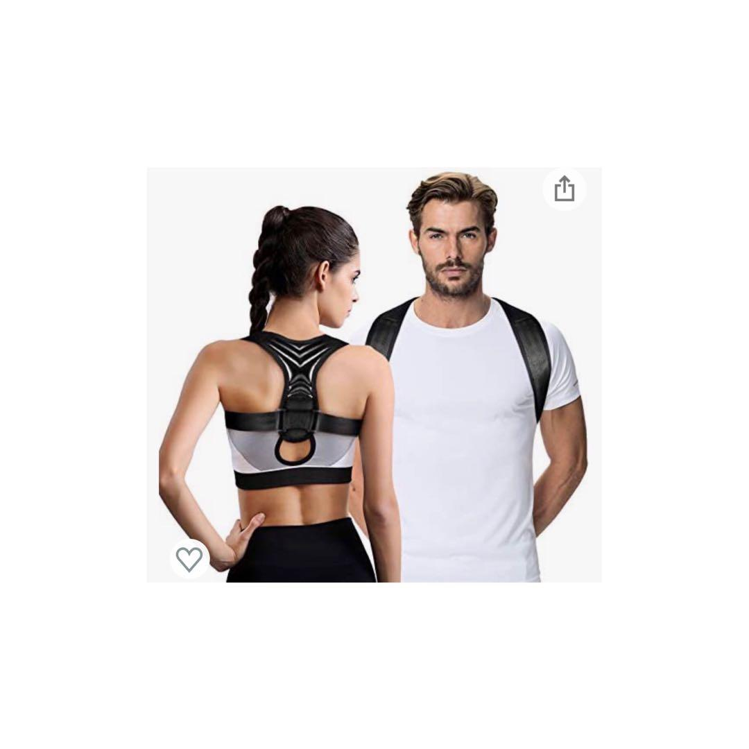 Posture Corrector for Women 34-43 inch
