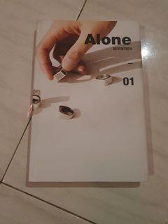 Seventeen Alone AI1 01 Album Seungkwan CD Edition