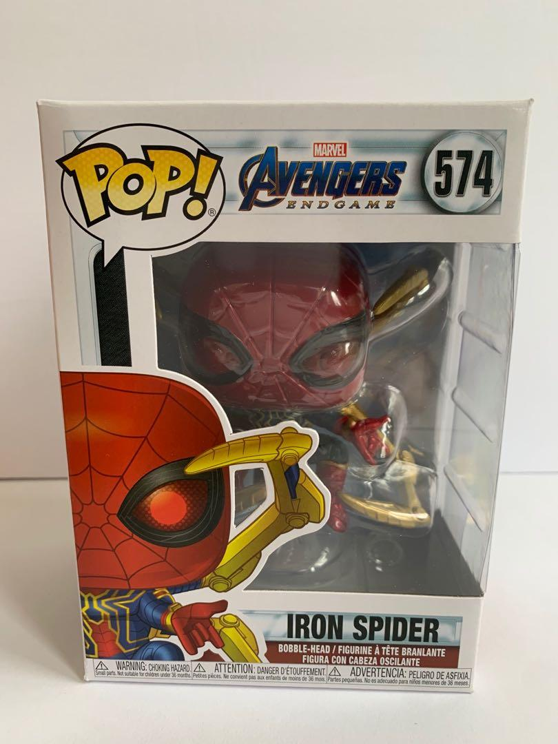 Spiderman funko pop