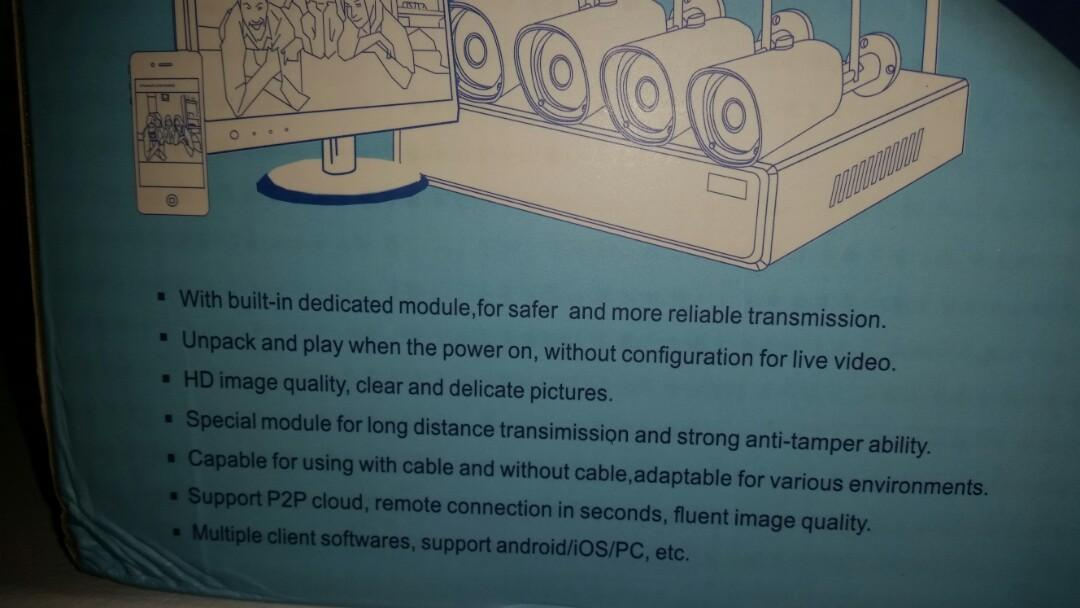 Surveillance system security  camera system