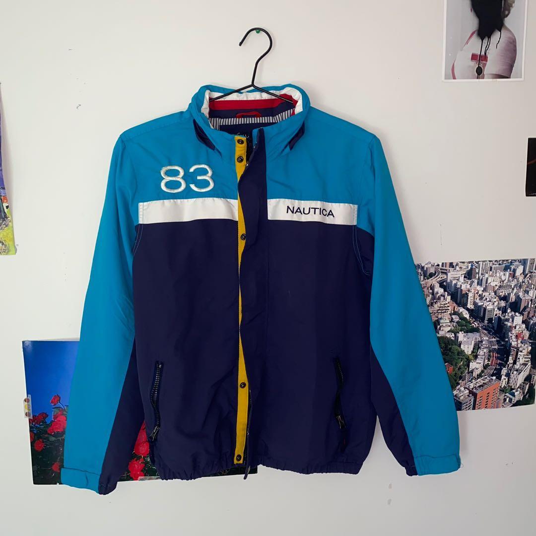 Vintage Windbreaker Jacket