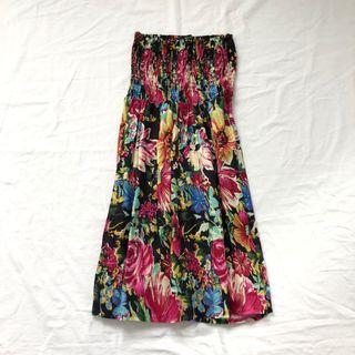 Y2K Midi Skirt