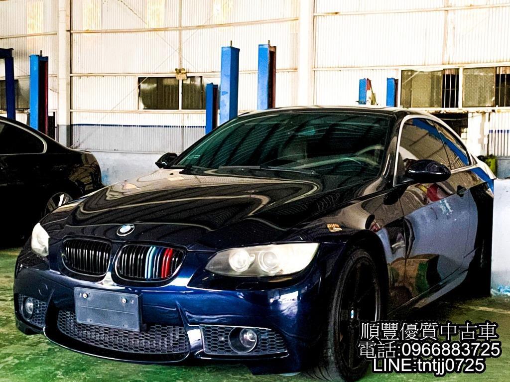 2007 BMW E92 335CI