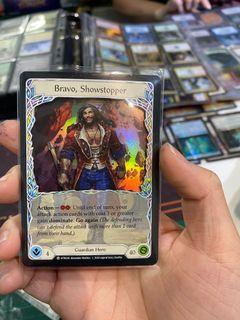 3D Shadow Box Flesh and Blood Cards