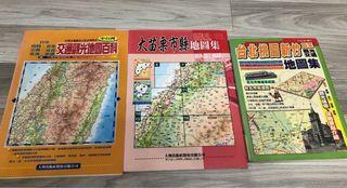 交通觀光地圖