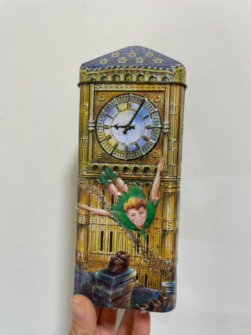 英國倫敦 大笨鐘 存錢筒