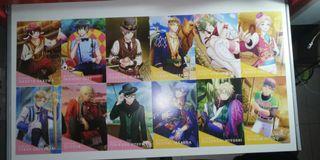 A3! HMV Loppi Postcard