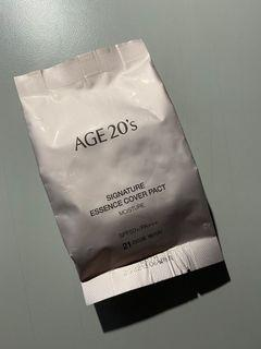 AGE20's 氣墊粉餅 粉芯 21號色