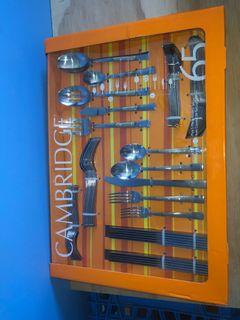 Brand new cutlery set