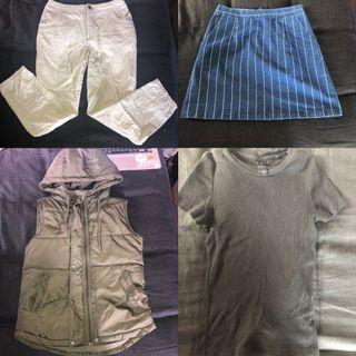 Cheap clothes