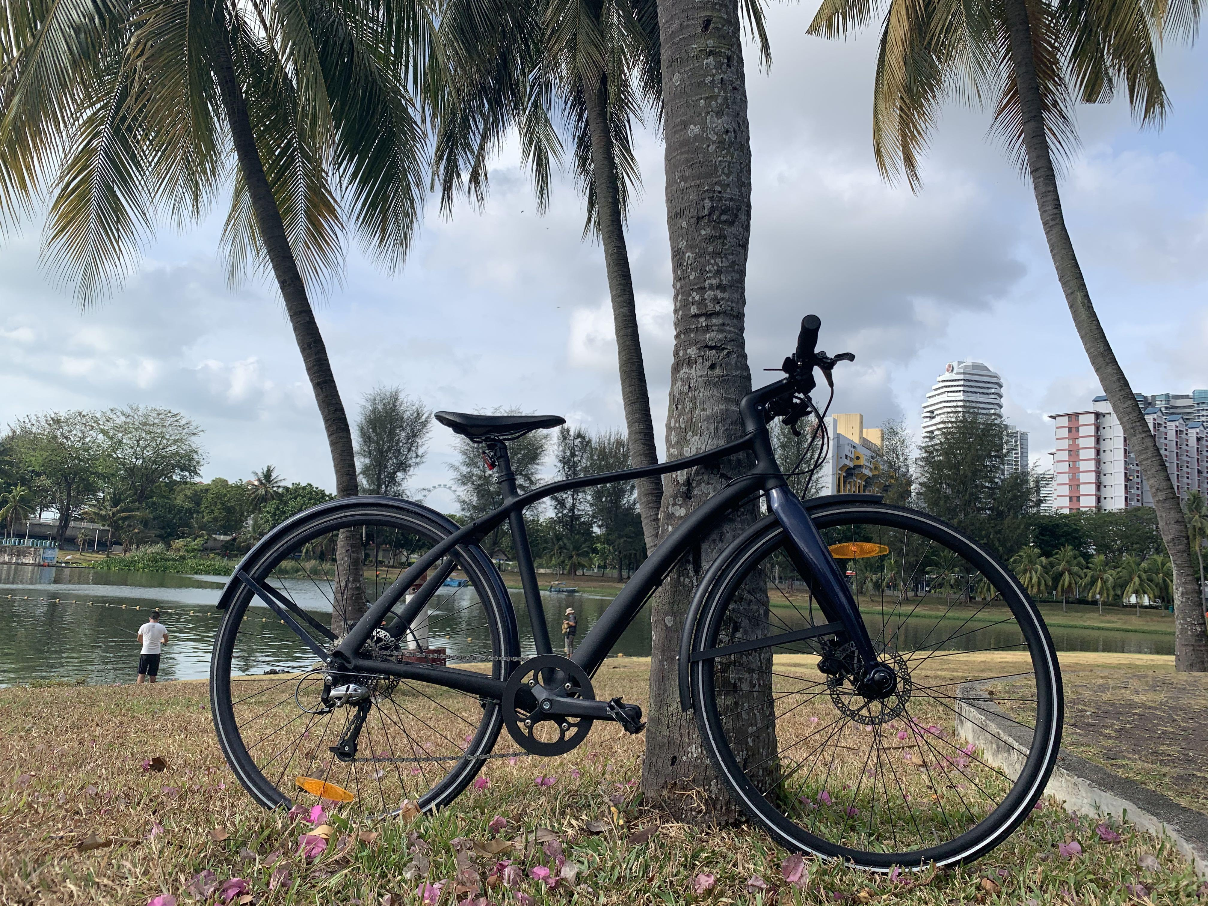 City Bike Treknology Final Price Sports Equipment Bicycles Parts Bicycles On Carousell