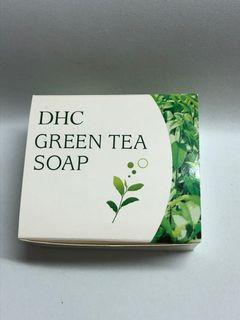 【DHC】天然草本綠茶皂 80g