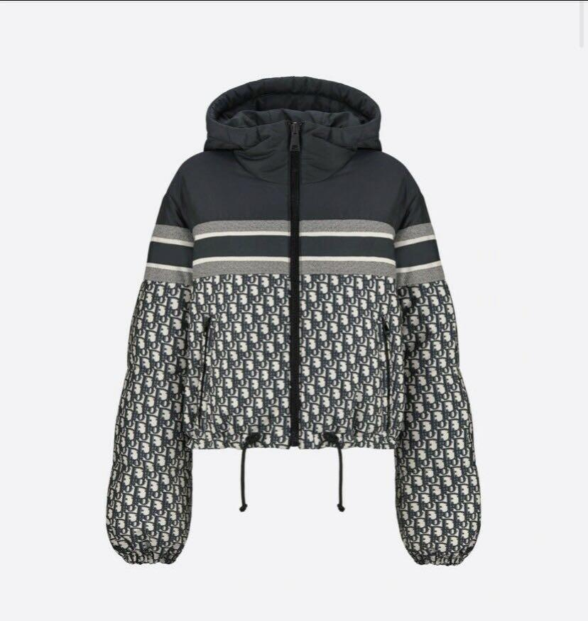 DIOR puffer jacket luxury desigy