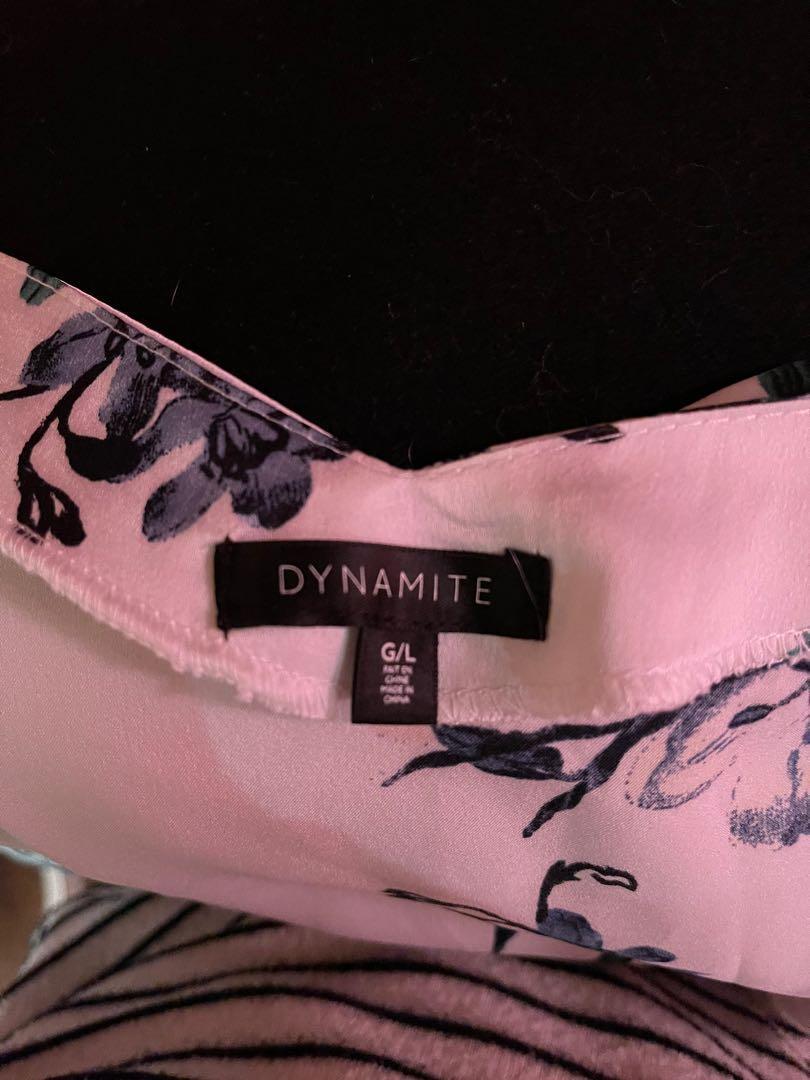 Dynamite Top