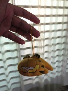 Garfield hang soft toy original KFC