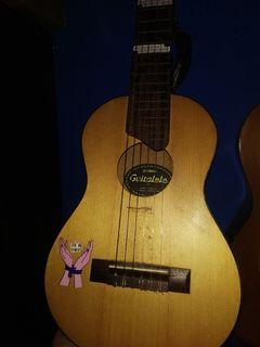 Gitar lele yamaha