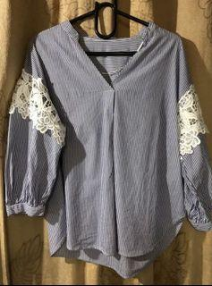 GU Blouse fits to Small to Medium