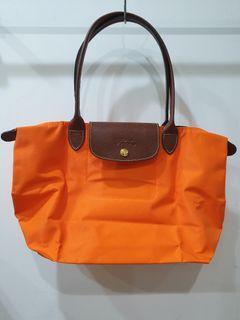 Longchamp|LE PLIAGE 肩揹袋 S 橘