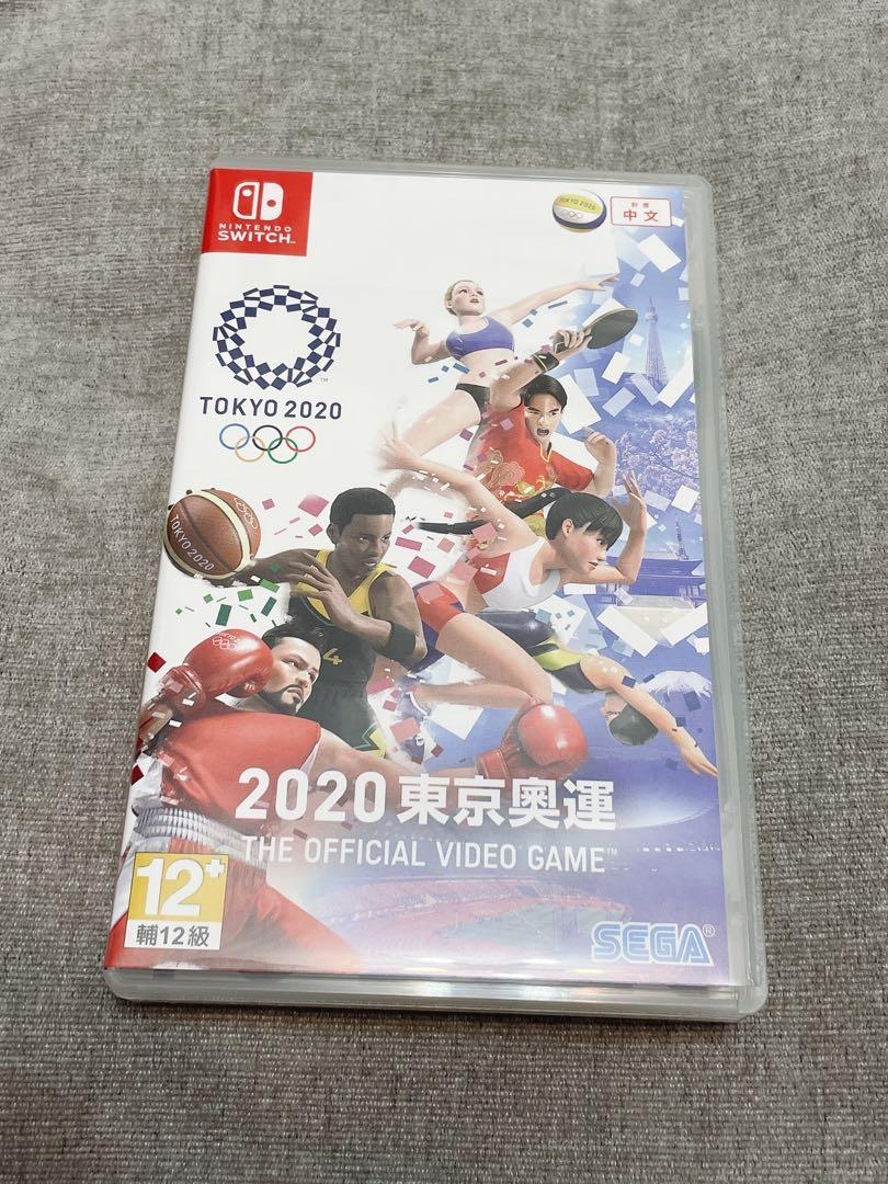 NS Switch任天堂2020東京奧運 TOKYO THEOFFICIAL VIDEOGAME 中文版
