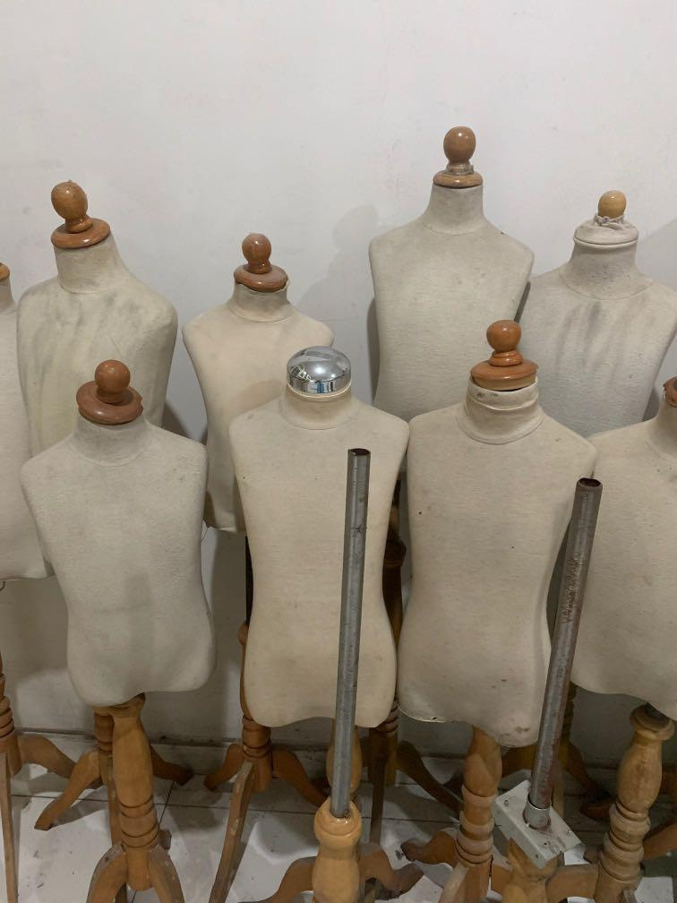 Patung mannequin anak