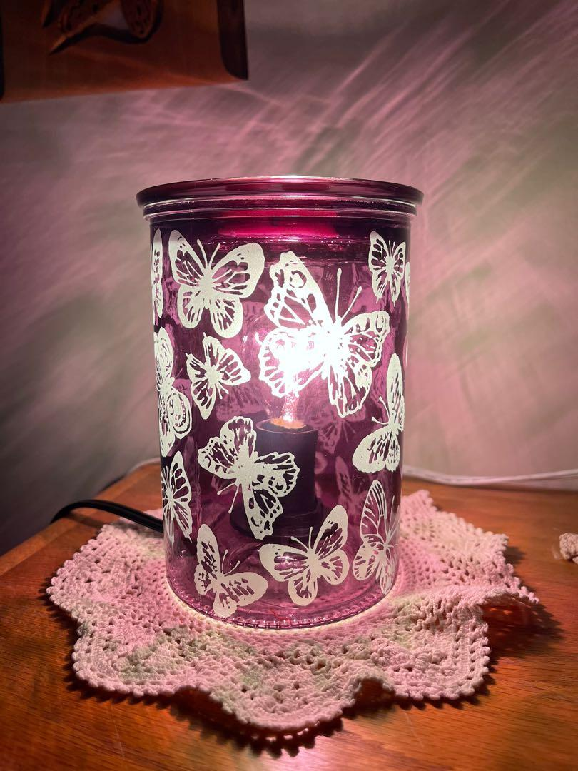Scentsy warmer also selling Scentsy bars