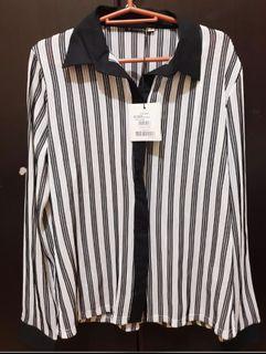 Stripes Blouse Small