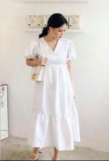 Rossie Dress White Shopetni